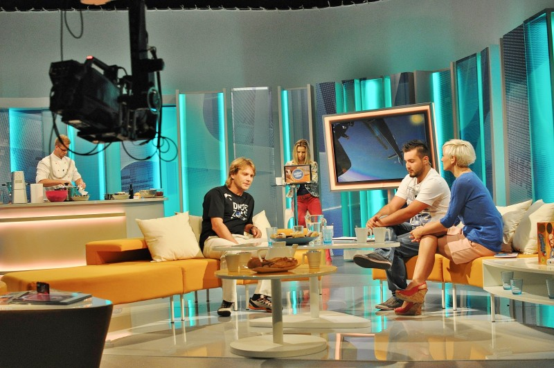 Czech television 27.8.2012